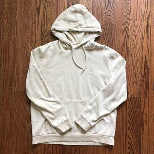 Beige Topman hoodie